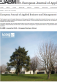 European Journal of Applied Business Management (EJABM)