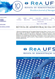 Revista de Administração da UFSM (ReA) – Brazilian Journal of Management